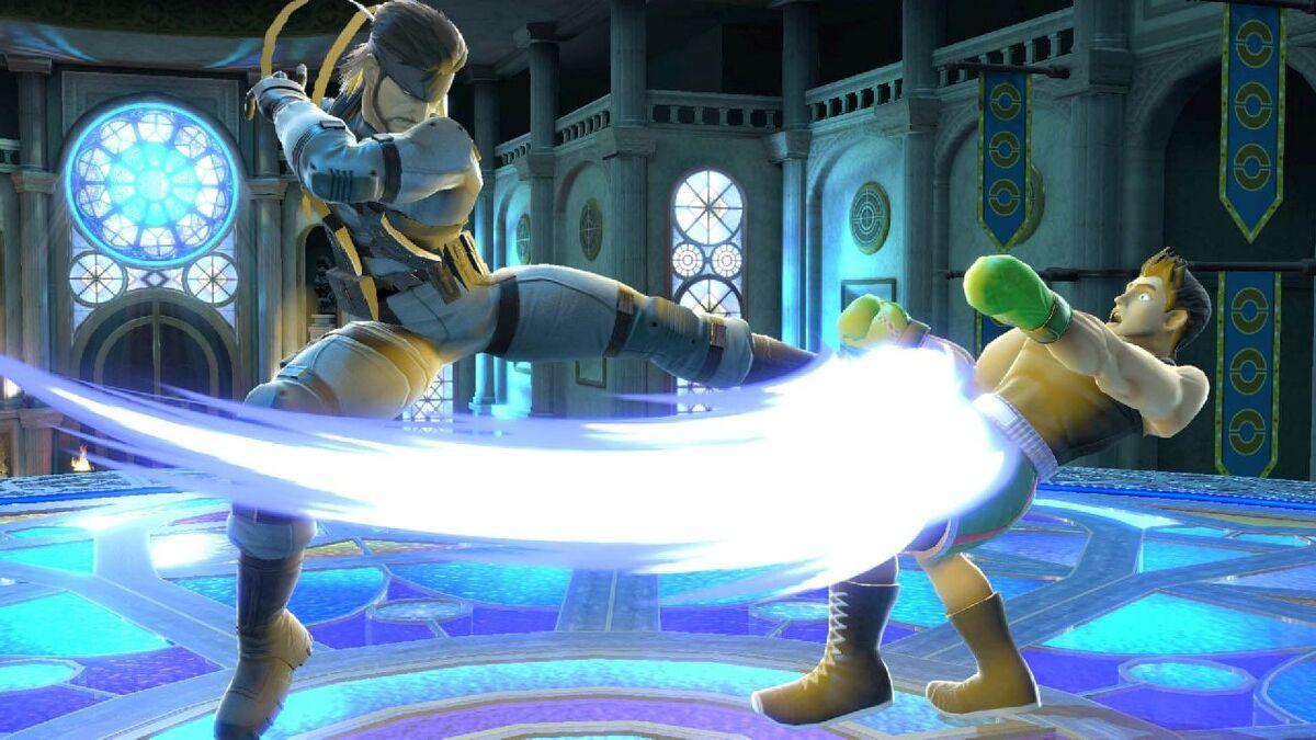 Super Smash Bros Ultimate Snake