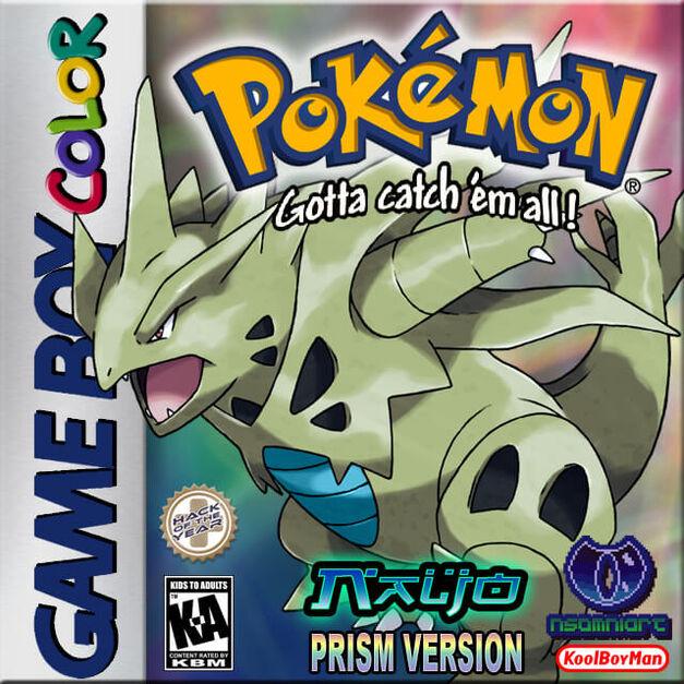 Pokémon Prism Lavitar ROM Hack