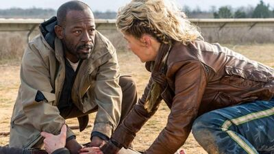 'Fear the Walking Dead': The Vultures Swoop In as One Life Hangs in the Balance
