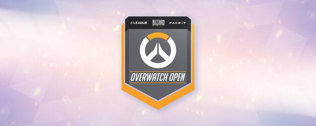 Overwatch Open Tournament Banner