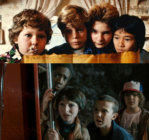 goonies-stranger-things