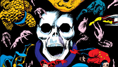 Midlife Crisis: Death Itself? (Marvel Edition)