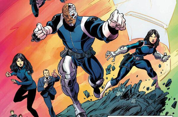 MMC32 - Agents of S.H.I.E.L.D.