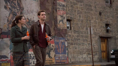 'The Man in the High Castle': Comic-Con Interviews
