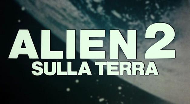 alien 2: on earth title