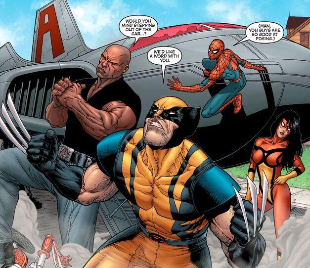 Spider-Man New Avengers 7
