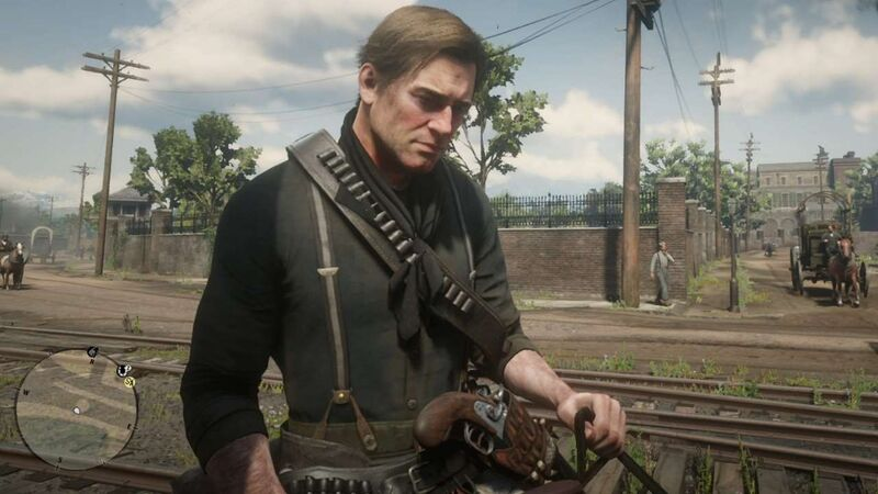 Red Dead Redemption 2' and the Myth of Necessary Crunch | FANDOM