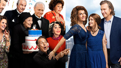 Time to Ignite Your 'My Big Fat Greek Wedding' Fandom!