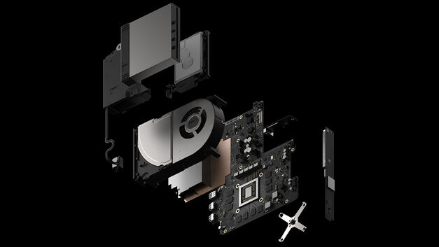 Project Scorpio Hardware explosion