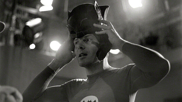 best batman big screen adam west