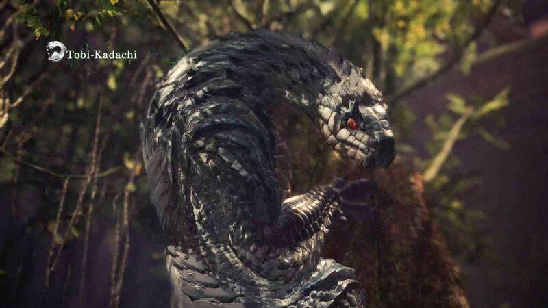 Tobi-Kadachi monster guide