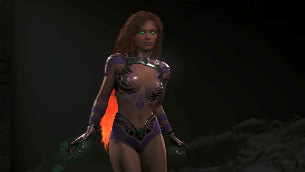 Injustice 2 Roster DLC Starfire