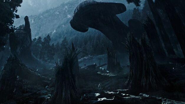 alien covenant prometheus ship