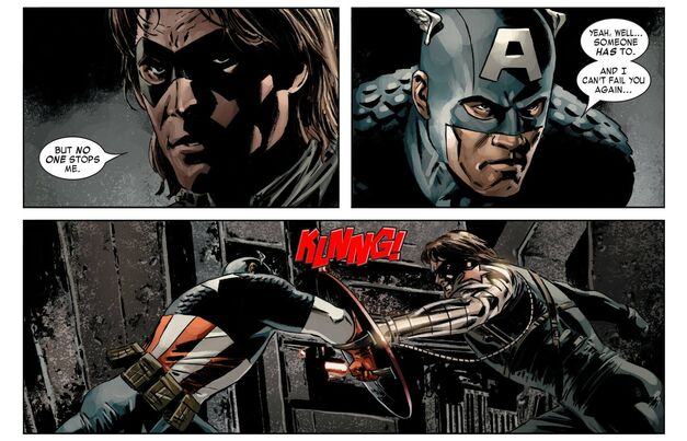 Captain America Winter Soldier Bucky Barnes 001
