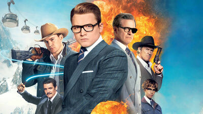 'Kingsman' Director Matthew Vaughn Wanted Elton John in the First Film