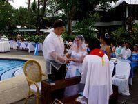 Art & Airyn Ruiz Bell wedding