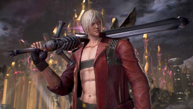 Dante – Marvel vs Capcom Infinite Roster