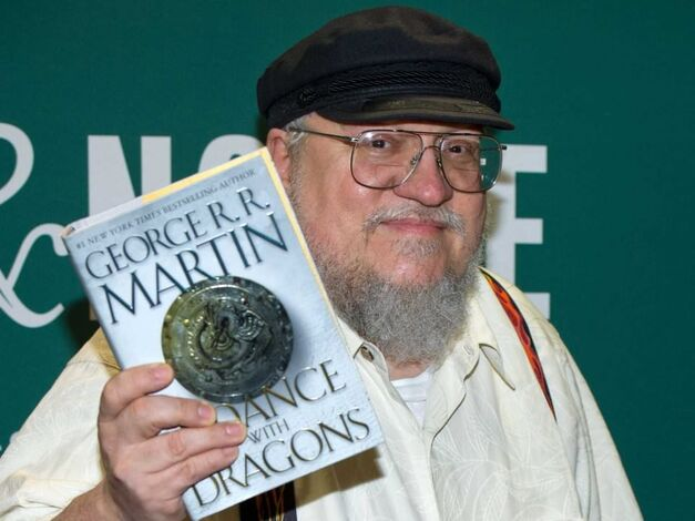 Game of Thrones author George R R Martin