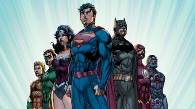 They're Back: Who Was Missing From 'The New 52'?