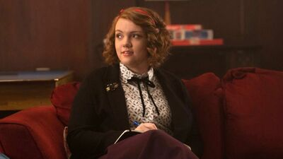 'Riverdale' Actress Shannon Purser Confirms She's Back As Ethel For Season 2