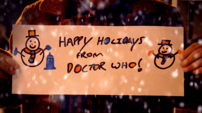NYCC: 'Doctor Who' Christmas Special First Look