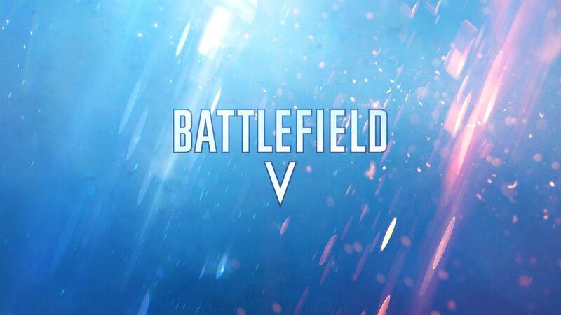 battlefield-V pre reveal logo