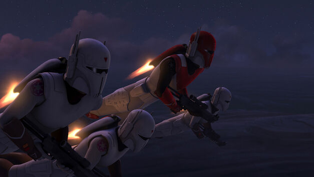 "Star Wars Rebels, ""Imperial Supercommandos"""