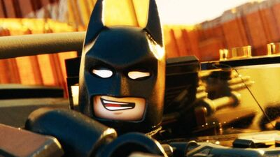 First Images from 'Lego Batman' Movie