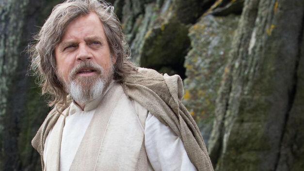 Luke Skywalker-Last Jedi