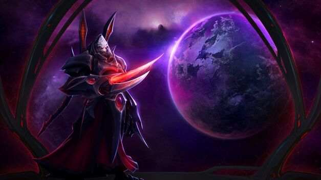 Alarak from Heroes of the Storm Machines of War