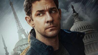 "'Jack Ryan' TV Show ""Darker, Grittier, More Intense"" Than Movies"