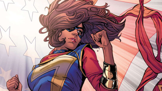ms marvel kamala khan asian superheroes