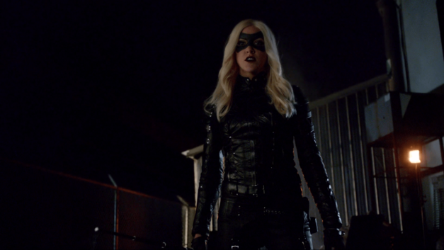 Laurel becomes the Black Canary
