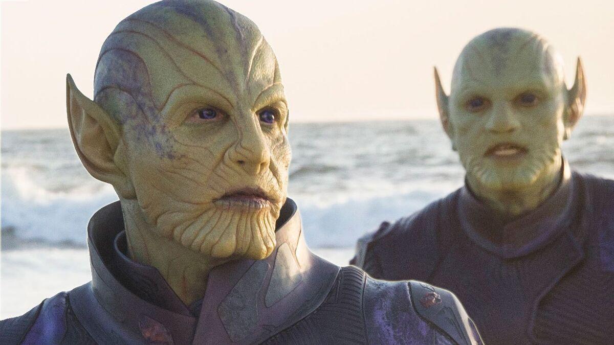 What Are the Alien Races in 'Captain Marvel'   Fandom