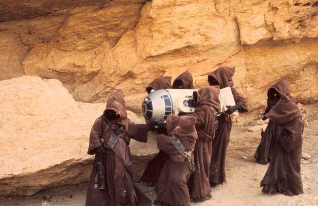 Star Wars Jawas