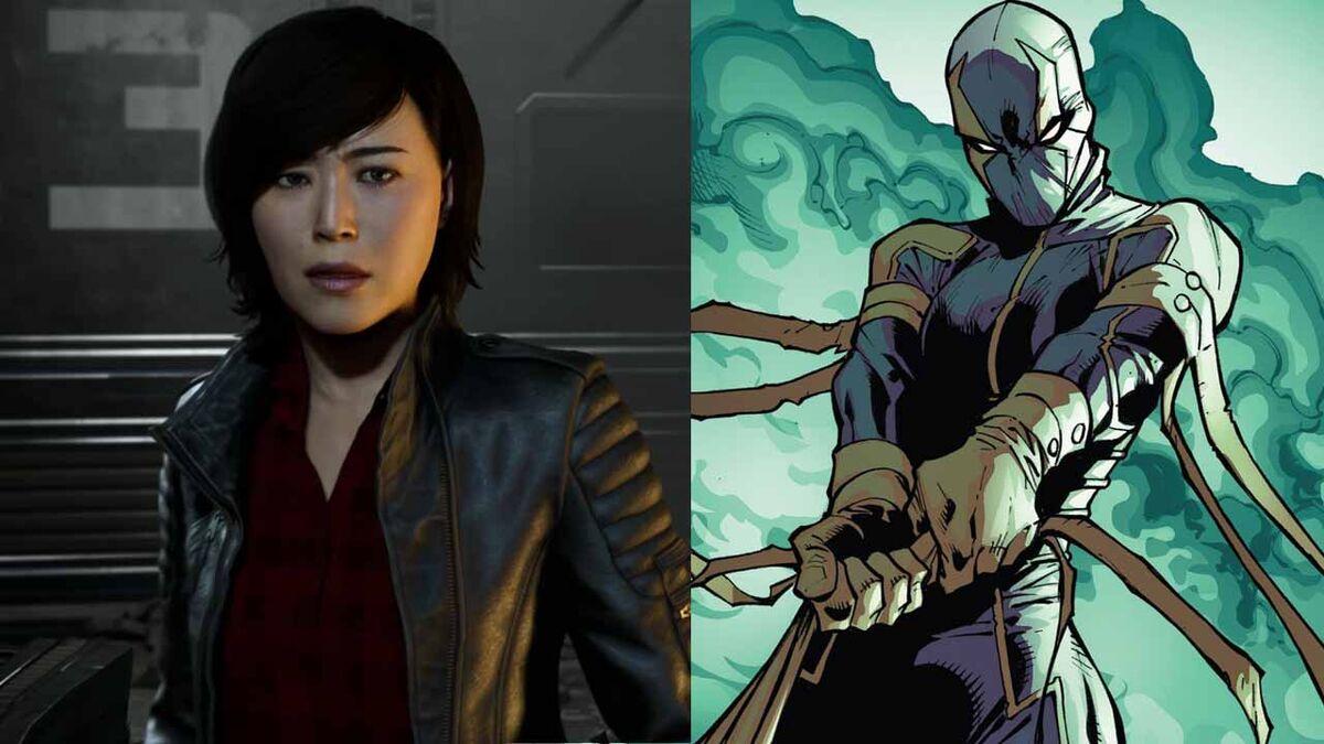 Yuriko Watanabe 616 universe Wraith