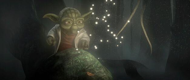 YodaDagobahLight