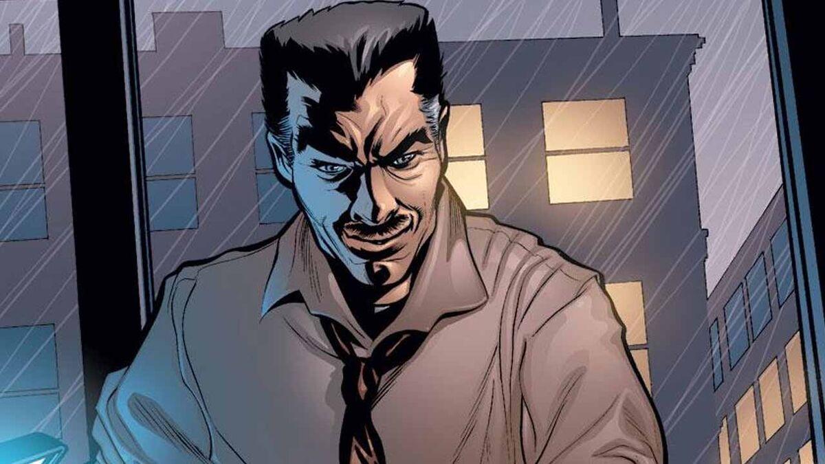 J. Jonah Jameson Marvel's Spider-Man PS4 game