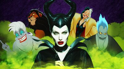 Who Is the Ultimate Disney Villain?