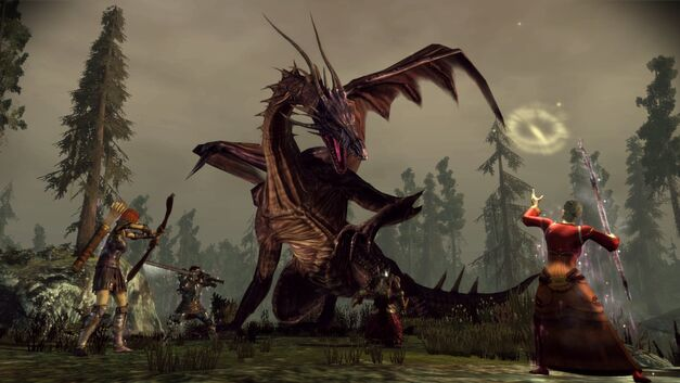 New Dragon Age game in development, BioWare writer says