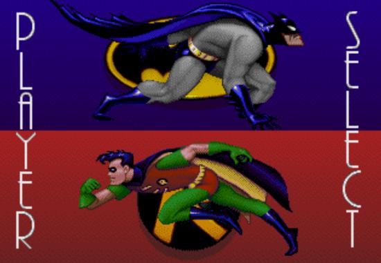 batman robin genesis