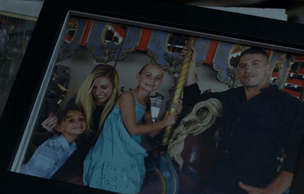 Punisher Family Photo Daredevil