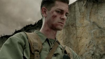 Andrew Garfield in Mel Gibson's 'Hacksaw Ridge' Trailer