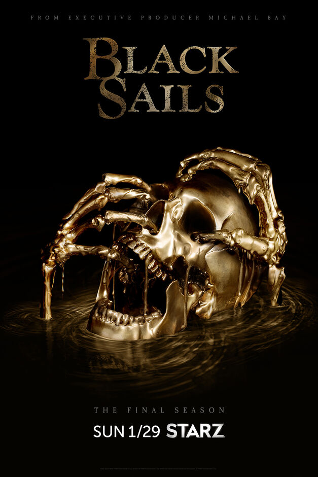 black sails season 4 key art