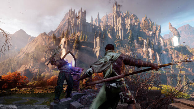 Dragon Age Inquisition Trespasser DLC