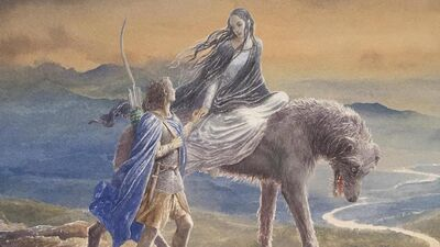 New J.R.R. Tolkien Book 'Beren and Lúthien' Published After 100 Years