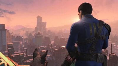 The Good and Bad of 'Fallout 4'