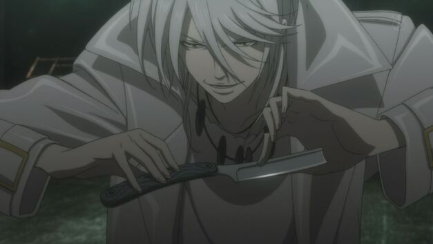 Shogo Makishima from Psycho-Pass