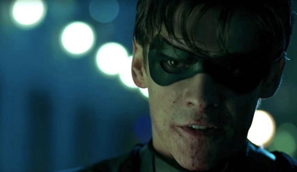 Dick Grayson from Titans