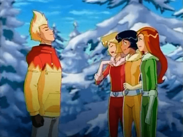 crossover-martin-mystery-totally-spies_martin_clover_sam_alex_standing